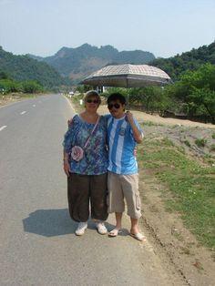 Famille Valerie venant de Paris http://voyagesviet.com/voyages-authentiques-au-vietnam/