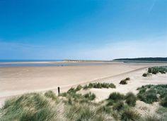 Beach looking towards Holkham, Norfolk