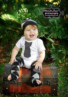 Baby boy style!