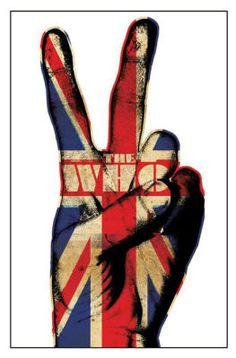 The Who (Union Jack Peace)
