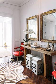 Interior Design Inspiration: Rustic Chic