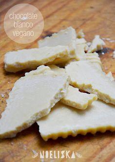 Recetas Veganas: Chocolate blanco vegano