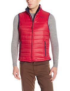 Arctix Mens Outtabounds Lightweight Vest Vintage Red Small -- Click image for more details. Note:It is Affiliate Link to Amazon.