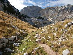 The Via Dinarica hiking trail: a cultural corridor across the Balkans