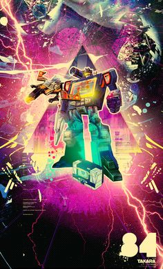 Mike Orduna : Transformers