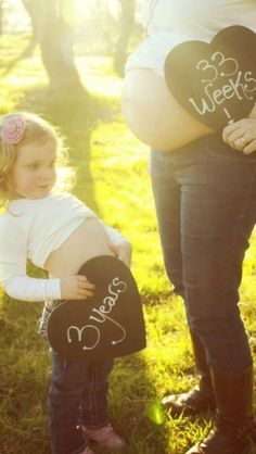2nd Baby Maternity Pic