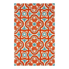I pinned this Alice Indoor/Outdoor 5' x 8' Rug I from the Indoor/Outdoor Rugs Under $200 event at Joss and Main!