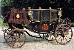 Berline de la cours royale de Belgique construite par Jones Frères de Bruxelles…