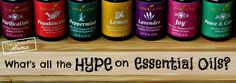 Ever wonder what's all the hype on Essential Oils -  Love this short sum up!