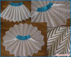 Best 10 Baby Crochet Patterns Part 8 – SkillOfKing. Baby Cardigan Knitting Pattern Free, Knitting Patterns Free, Baby Knitting, Crochet Patterns, Crochet Skirts, Crochet Shoes, Crochet Lace, Baby Dress Tutorials, Crochet Baby Clothes