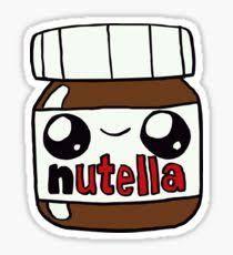 Resultado De Imagen Para Nutella Kawaii Dibujos Kawaii Clases De Dibujo Para Ninos Dibujos Kawaii 365