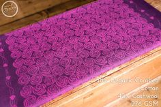 Oscha Roses Queen Mab Wrap (wool) Image
