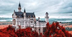 20 awe-inspiring castles which you would definitely want to live in