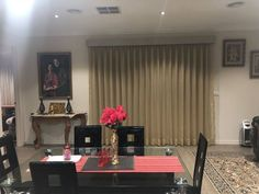 Sheer curtains with Pelmet and Roller Blinds done by Majestic Curtains and Blinds Sheer Drapes, Curtains With Blinds, Made To Measure Curtains, Roller Blinds, Modern Design, Traditional, Luxury, Interior, Home Decor