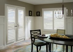 Hunter Douglas Canada - Palm Beach Polysatin Shutters