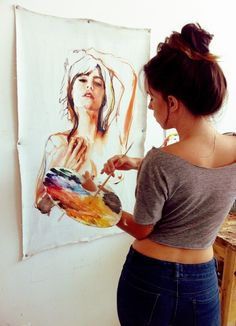 """""""Art is not what you see, but what you make others see.""""   Edgar Degas"""