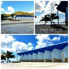 Parte de las Nuevas facilidades de la Villa pesquera en Bo. Las croabas. Fajardo puerto rico.