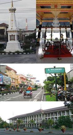 Yogyakarta, Central Java, Indonesia. I Lived here in 2007-2008 on the slopes of the Merapi vulcano.