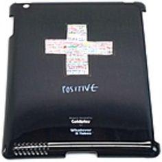 Symtek WUS-PD3-TCP01 Whatever It Takes Coldplay Premium Tough Shield Case for iPad 3 - Black - WUS-PD3-TCP01