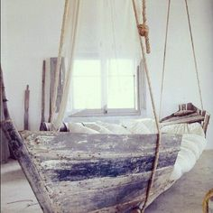 Another boat inspired bed