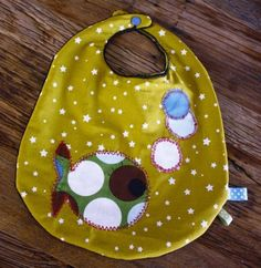 patron couture bavoir bébé gratuit 18
