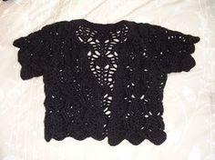 FREE CROCHET PATTERNS BOLERO | Crochet For Beginners ✿⊱╮Teresa Restegui http://www.pinterest.com/teretegui/✿⊱╮