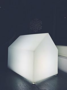 Tarja's Snowland blog. Innolux house lamp designed mirja orvola, design lamp, scandinavian, finnishdesign