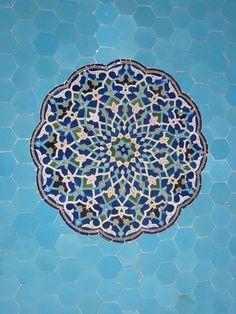 Persian Mandala