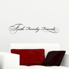 Faith*Family*Friends