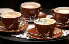 Na Cozinha da Margô: Cappuccino Caseiro