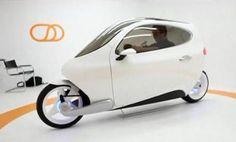 Awesome new hybrid vehicle.