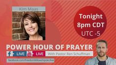 Power Hour of Prayer with guest Kim Mass Movie Sites, Godly Woman, Streaming Movies, Live For Yourself, Helping People, Prayers, Youtube, Blog, Prayer