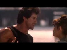 """Great movie scene - Adrian's speech to Rocky.  """"How did you get so tough"""", Rocky asks?  Adrian replies, """"I live with a fighter.""""  One of the best movie scenes, ever."""