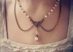 Great necklace inspiration