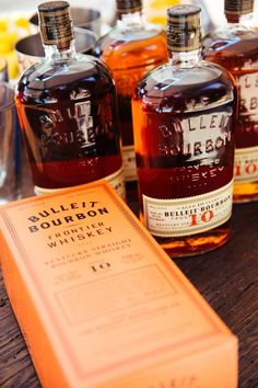 bexsonn:  Need a bottle of this @BulleitUSA 10yo Bourbon Frontier #Whiskey Read More Posts