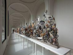 Tolle Bilder von der Documenta in Kassel.