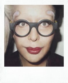 Nicola Delorme - Polaroid Project (Orlan)