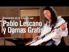 Pablo Lescano y Damas Gratis - Encuentro en el Estudio - Programa Completo [HD]