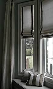 Simple details like banding on blinds can make a huge difference to your windows. We have moved away from details on our modern windows but I feel a bit of it maybe making its way back.