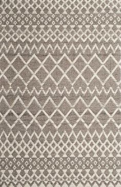 Inspired by the fabrics and patterns of tribal cultures, these wool and artsilk rugs bring something exotic, yet sophisticated to interior design.