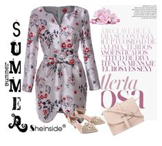 """""""SHEINSIDE 3\5"""" by maidahadzic ❤ liked on Polyvore featuring M.N.G"""