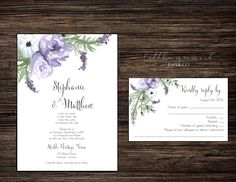 Printable Wedding Invitations, Papers Co, Paper Texture, Wedding Suits, Floral Watercolor, The Little Mermaid, Letterpress