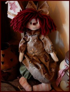 Molly Raggedy country