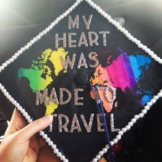 I really want to do this for when I graduate!
