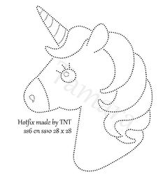 Mason Jar Numbered Template For String Art . Create your favorite string art with yarn, twine, string or embroidery Embroidery Jewelry, Beaded Embroidery, Embroidery Stitches, Hand Embroidery, String Art Templates, String Art Patterns, Unicorn Party, Unicorn Birthday, Unicorn Pattern