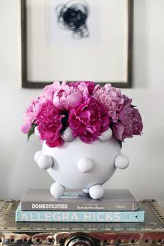 diy sculptural vase