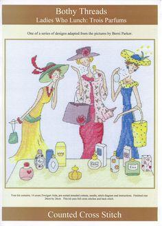 Trois parfums