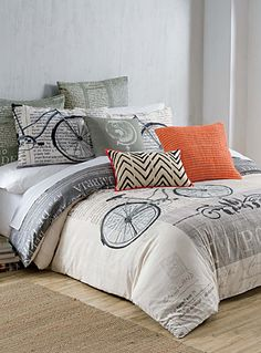 Buffalo check flannel duvet cover and buffalo on pinterest for Housse de couette canada