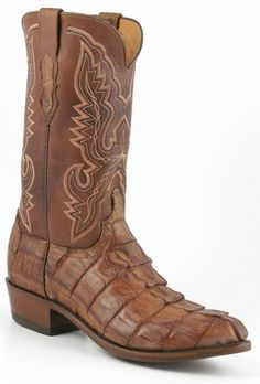 4a0474577903 Lucchese Carver Tan Ranch Hand Burnished Hornback Giant Tail Men s Cowboy  Boots Best Price and Selection at Saratoga Saddlery!
