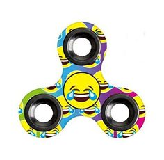 Package Contents:  1x Tri-Spinner Fidgets...